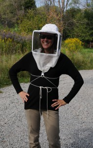 bee suit, apiary,