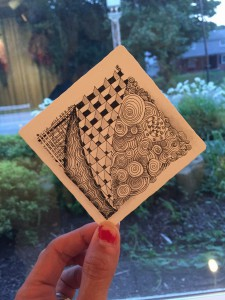 zentangle creativity
