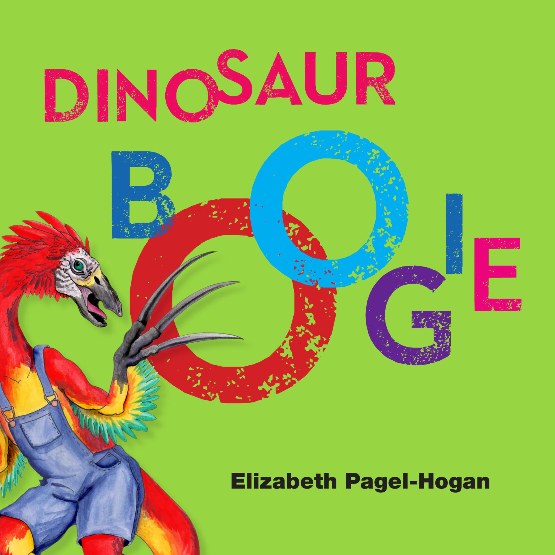 dinosaur boogie book cover
